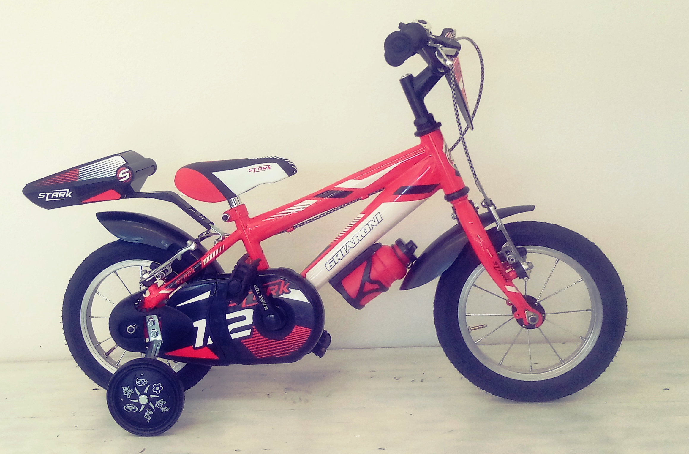 "ART. 53.00 CITY BIKE 12"" bambino 2020"